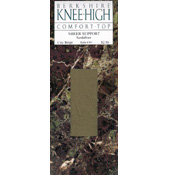 Berkshire Sheer Support Knee High Sandalfoot 1/2-Dozen