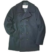 ULTRA FORCE® Ultra force Wool Naval Peacoat