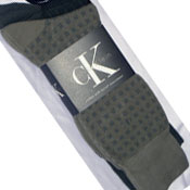 Calvin Klein Socks Calvin Klein Patterned Dress Sock 3-Pack
