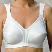Exquisite Form Fully Embossed Soft Cup Bra  #2558