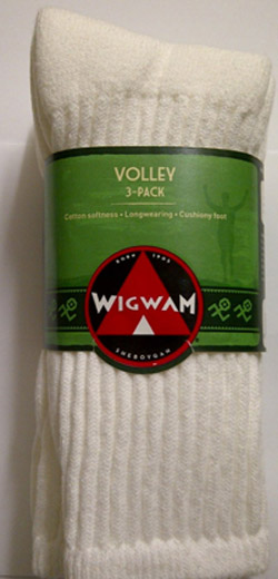 Wigwam Volley Crew Sock 3 Pack by Wigwam®