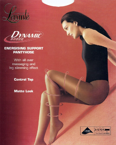 Levante Dynamic Sheer Energizing Support Pantyhose